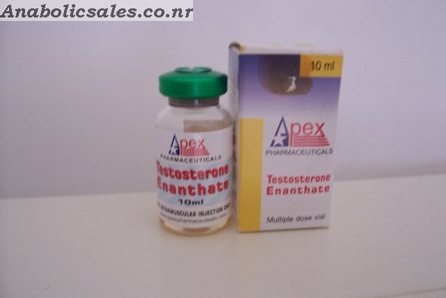 test prop test e dosage