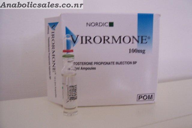 test propionate weekly dosage